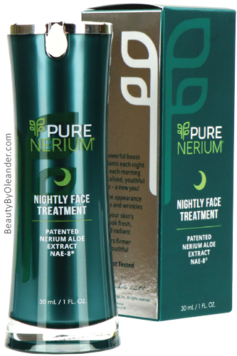 PURE Nerium - Nightly Face Treatment