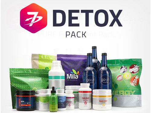Pure 7 Day and 28 day detox kit and detoxing program