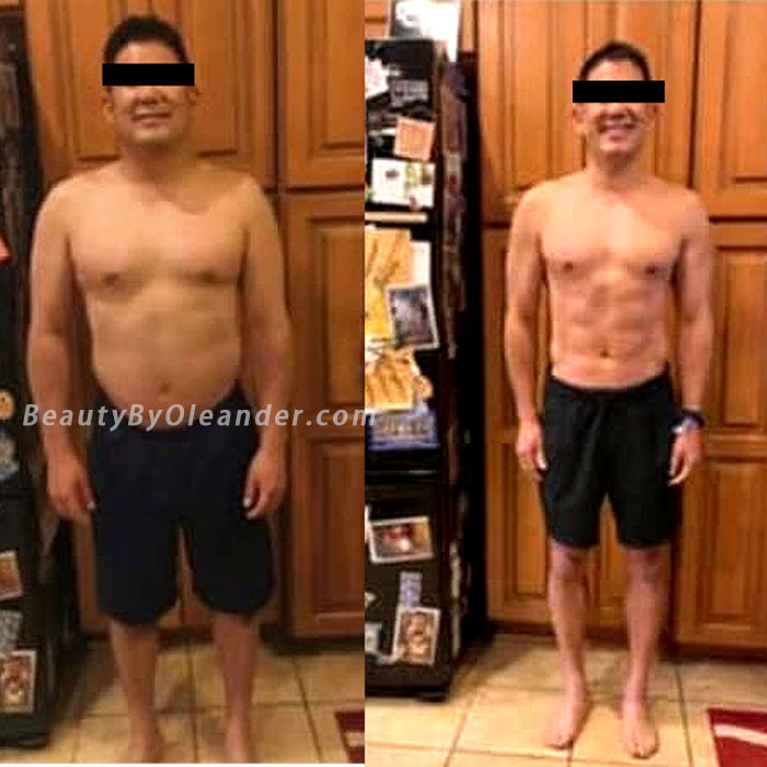 28 Day PURE Detox Kit - Results - John